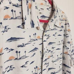 Sonoma men's Hawaiian shirt size XXL